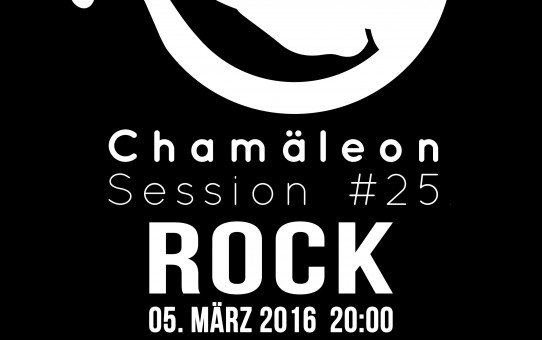 Chamäleon Session ROCK