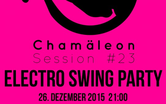 Session #23 - ELECTRO SWING PARTY