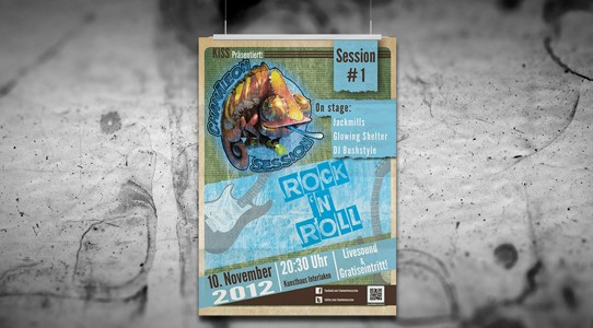 Session #1 - Rock ,n Roll