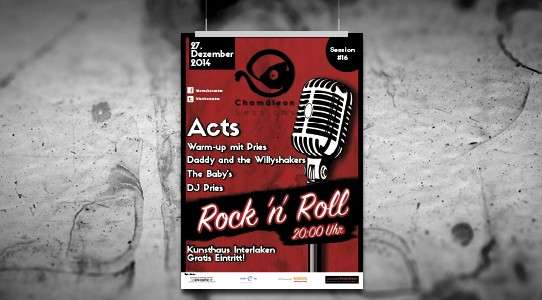 Session #16 - Rock n Roll