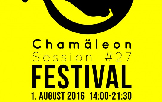Session #27 - 1 August Festival 2016
