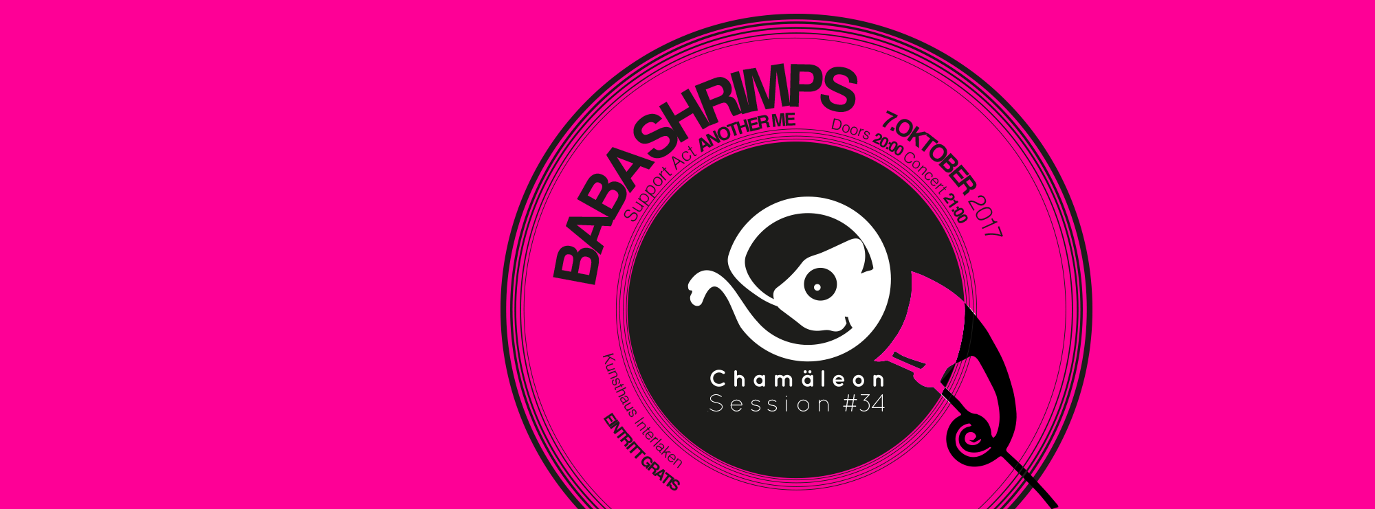 Baba Shrimps Another Me Chamäleon Session 34
